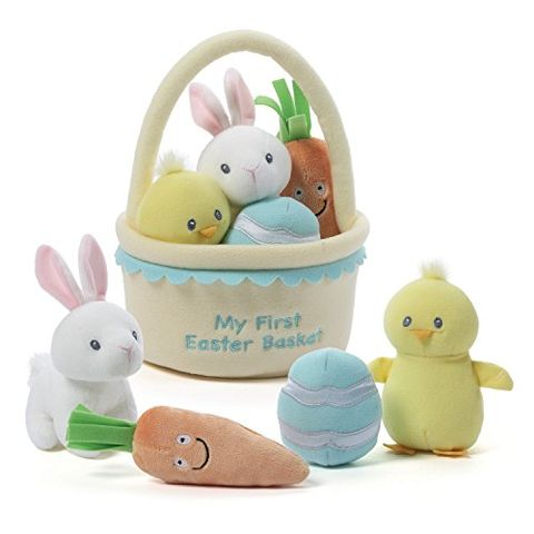 25 Cute Easter Gifts For Babies 2020 Baby S First Easter Basket Fillers