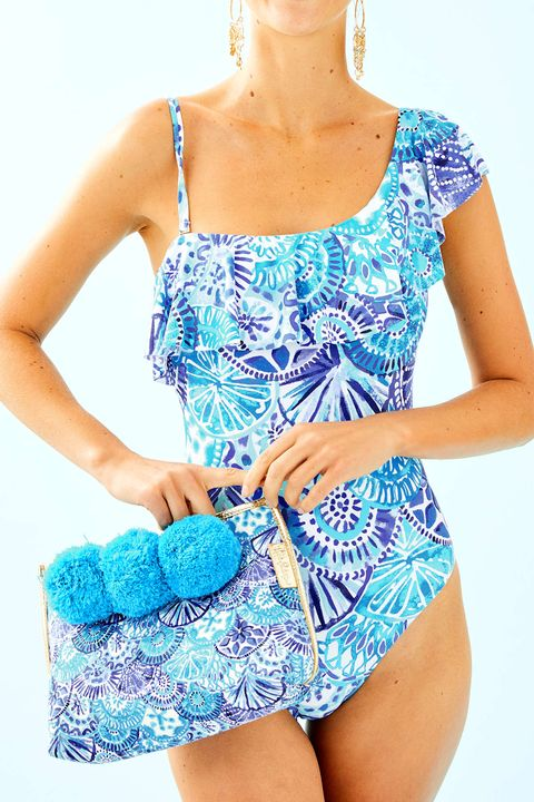 d718350fc5 Lilly Pulitzer Tropez One Piece Swimsuit. Lilly Pulitzer lillypulitzer.com