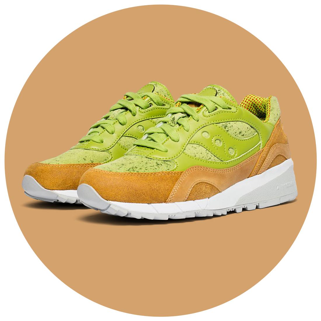 Saucony Avocado Toast Sneakers