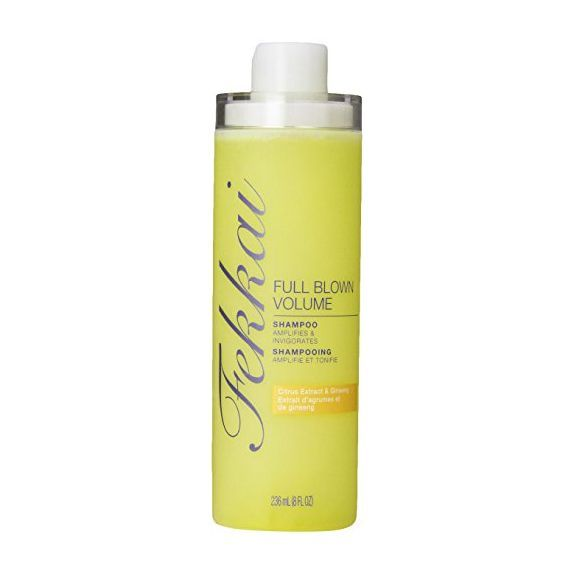 Fekkai Full Blown Volume Shampoo amazon.com $19.99 SHOP NOW Szinay also recommends the Fekkai Full Blown Volume shampoo because she likes how mildly it rinses and the lifting effect it has on fine hair.