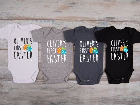 c86249e2811c 30 Adorable First Easter Baby Outfits - Baby Easter Outfits for Boys ...