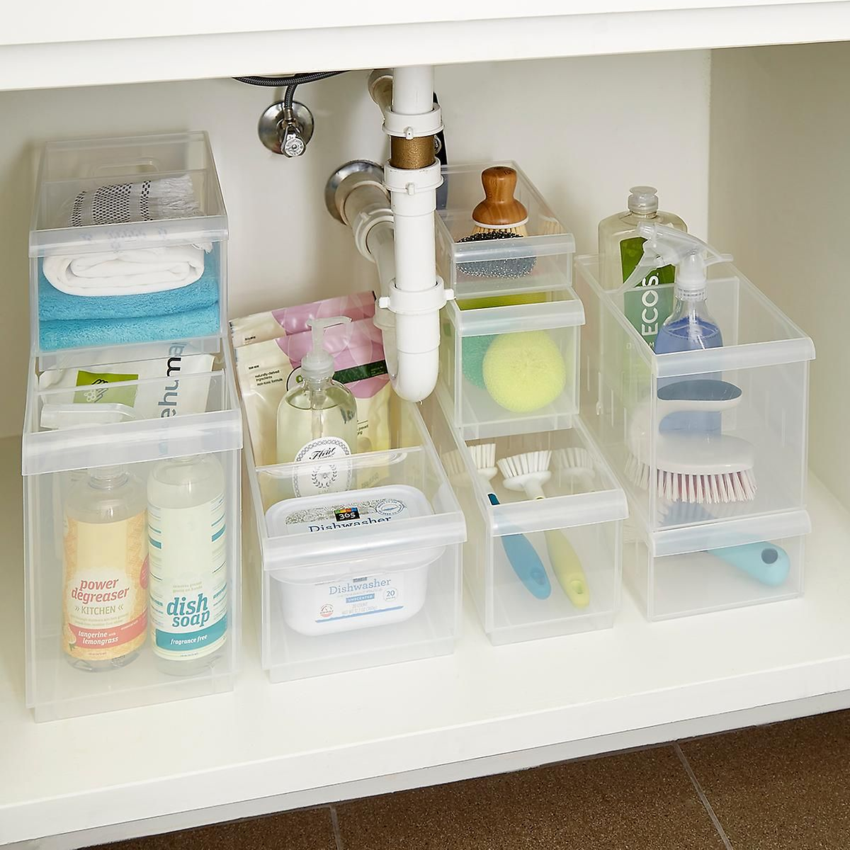 15 Best Under Sink Organizers For