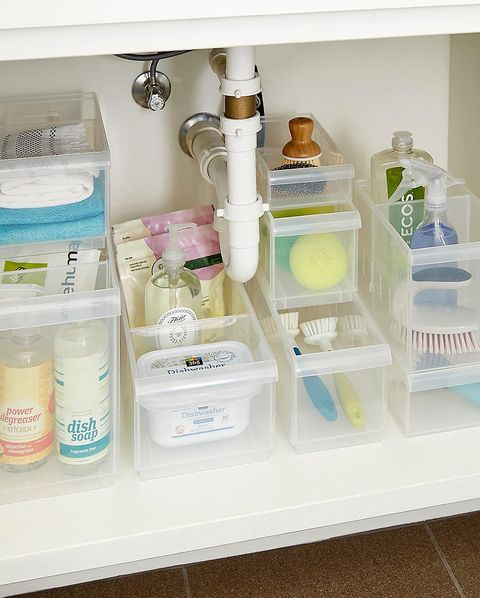 Easy Under Sink Storage Ideas