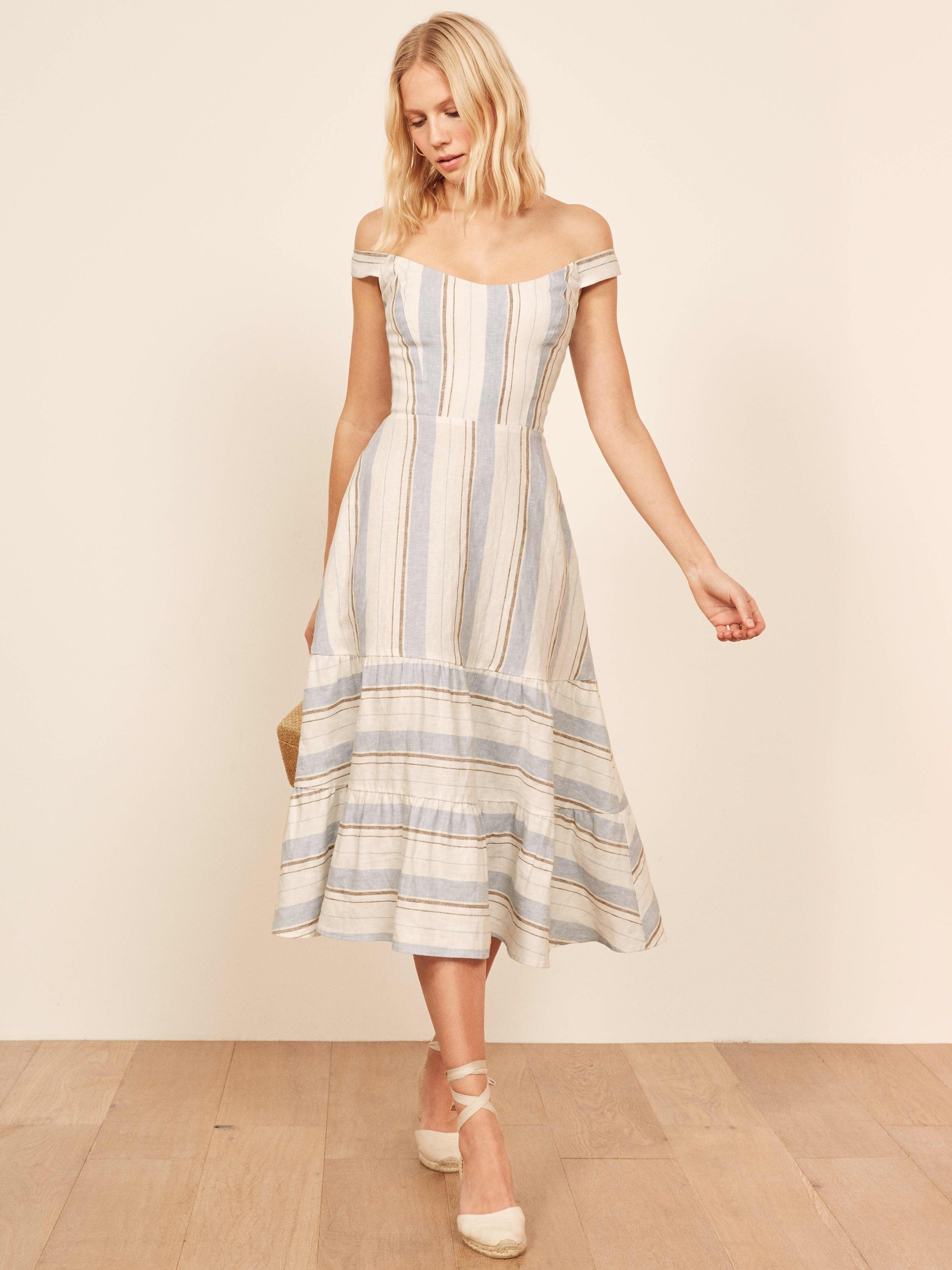 697bbc49948 10 Cute Spring Dresses 2019 - Casual and Chic Dresses to Wear in Spring