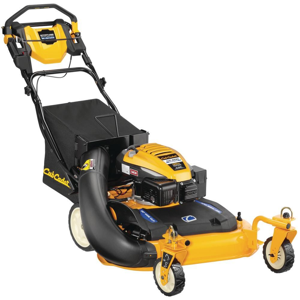 Cub Cadet Cc 600 Walk Behind Lawn Mower Review