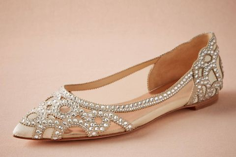 18 Chic Beach Wedding Shoes Sandals And Wedges For Brides In 2020