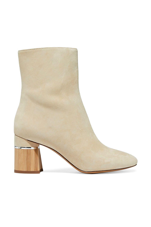 Drum Suede Ankle Boots 3.1 PHILLIP LIM theoutnet.com $228.00 SHOP IT