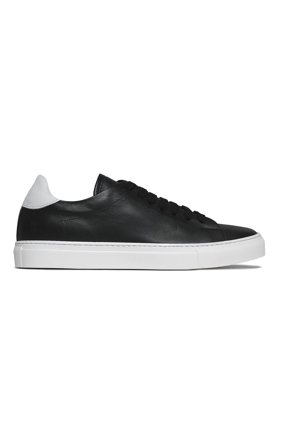Tanya Two-Tone Leather Sneakers Iris & Ink theoutnet.com $44.00 SHOP IT