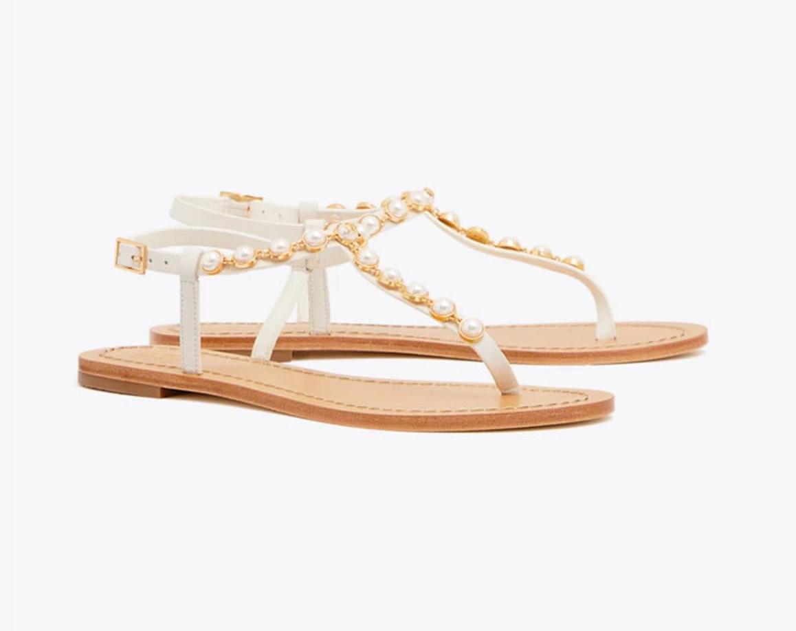036b6104e 24 Chic Beach Wedding Shoes