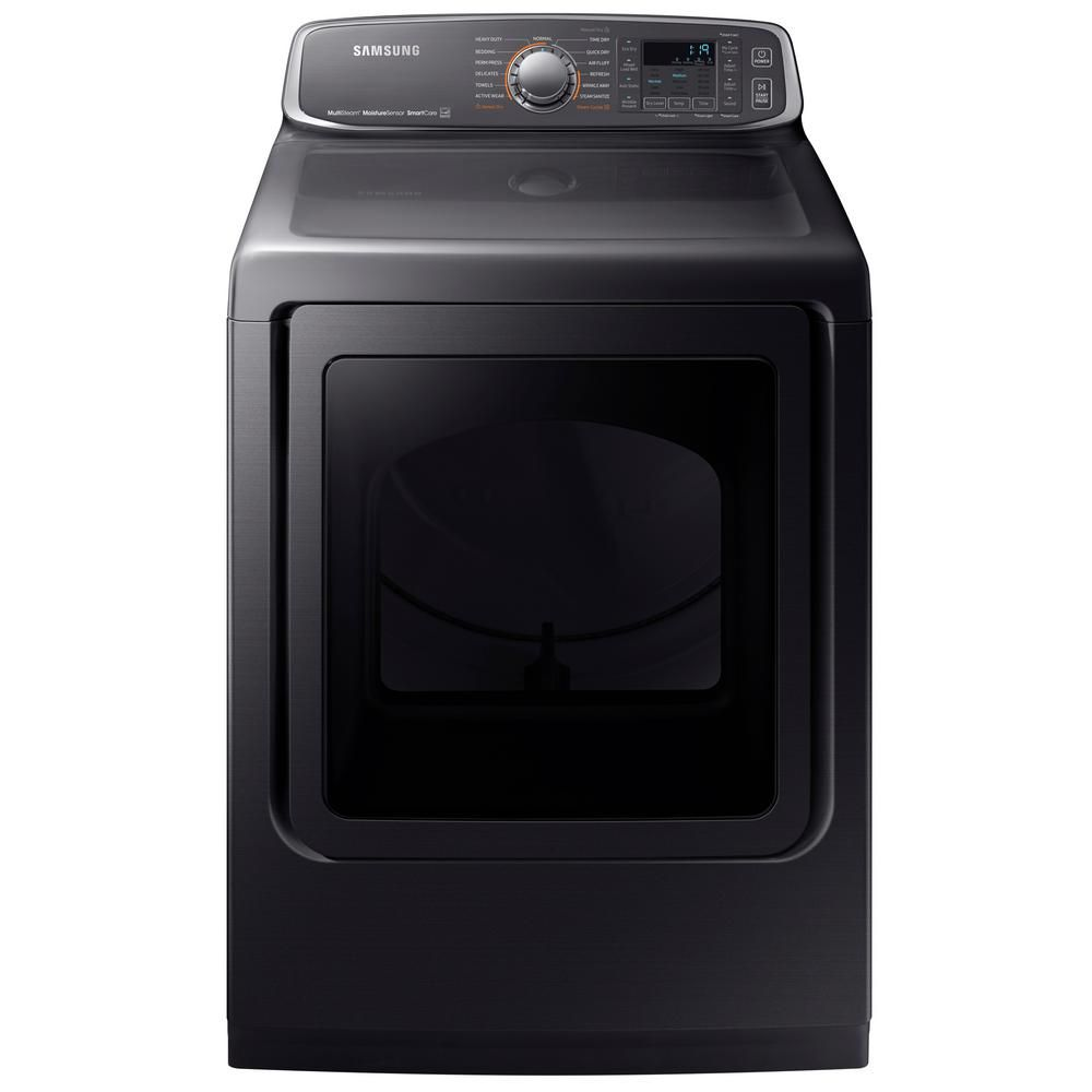 Samsung 7 4 cu  ft  Gas Dryer
