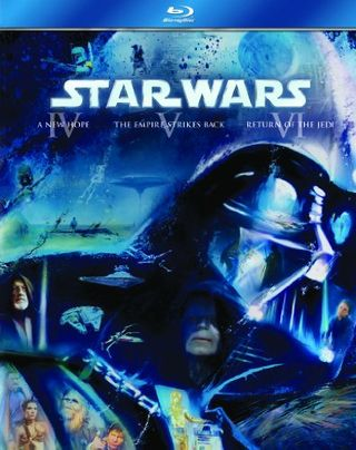 Star Wars: The Original Trilogy (Episode IV-VI) [Blu-ray] [1977] [Region Free]