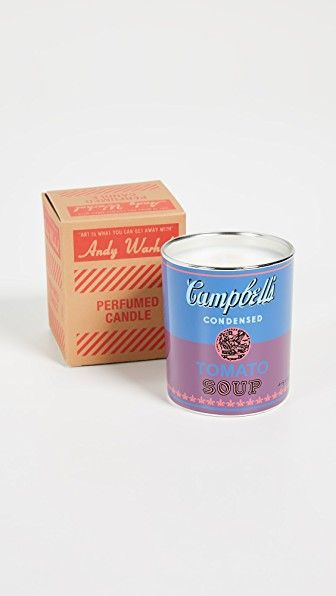 Campbell Candle Ligne Blanche shopbop.com $65.00 SHOP NOW Did you, too, love canned soup as a child?