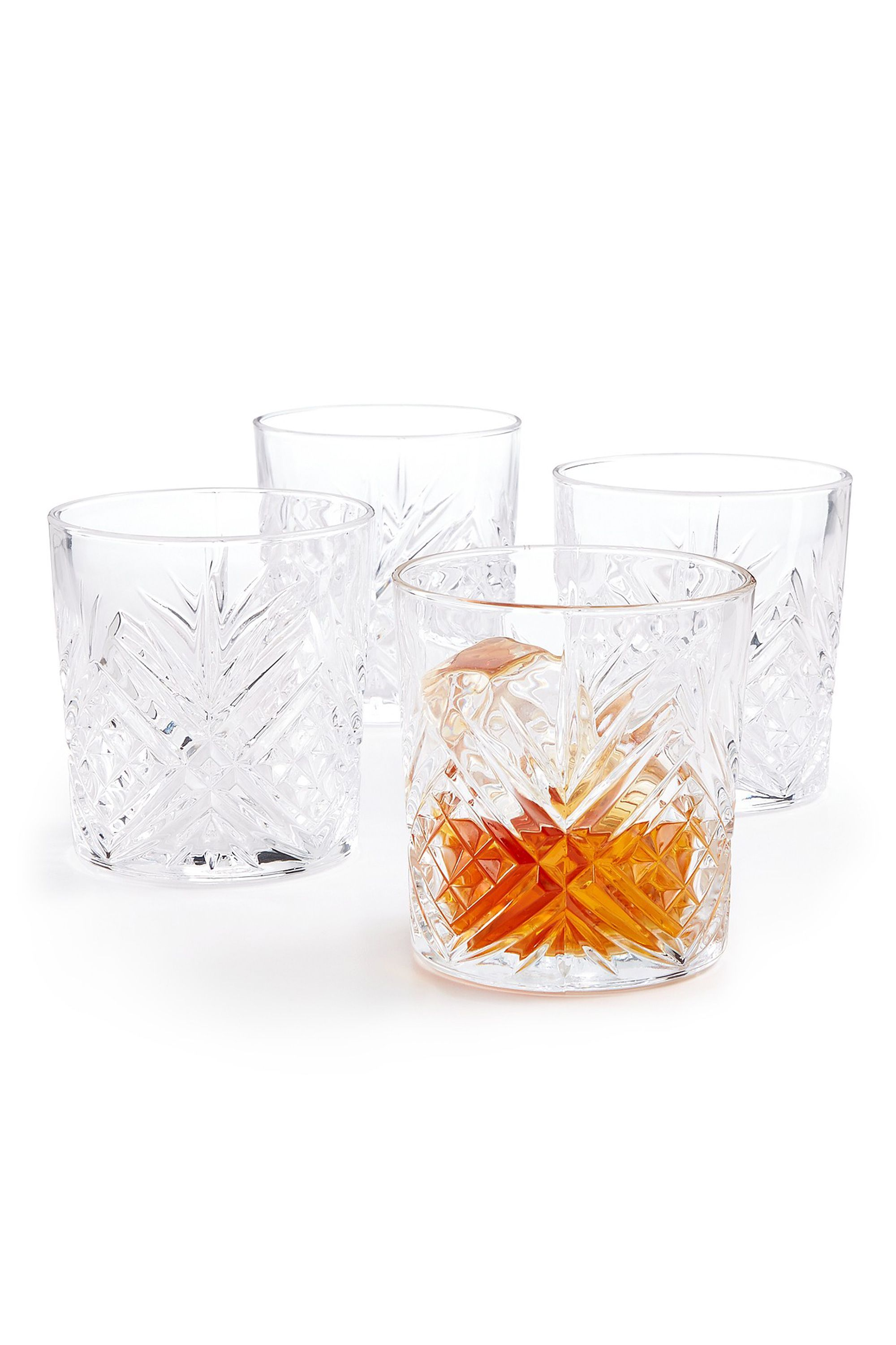 Set of 4 Cut-Glass Double Old Fashion Glasses Martha Stewart Collection macys.com $15.99 SHOP NOW No one makes a cocktail better (or stronger) than your mom.