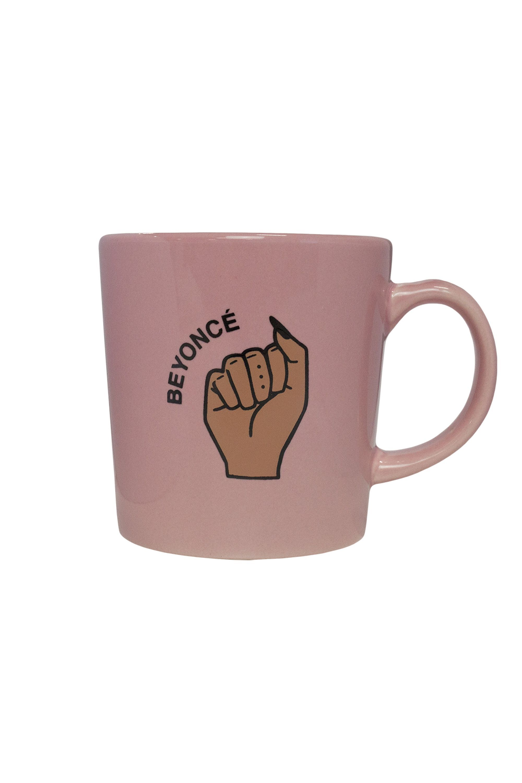 Fist Mug Beyoncé shop.beyonce.com $20.00 SHOP NOW She's Beyoncé's #1 fan.