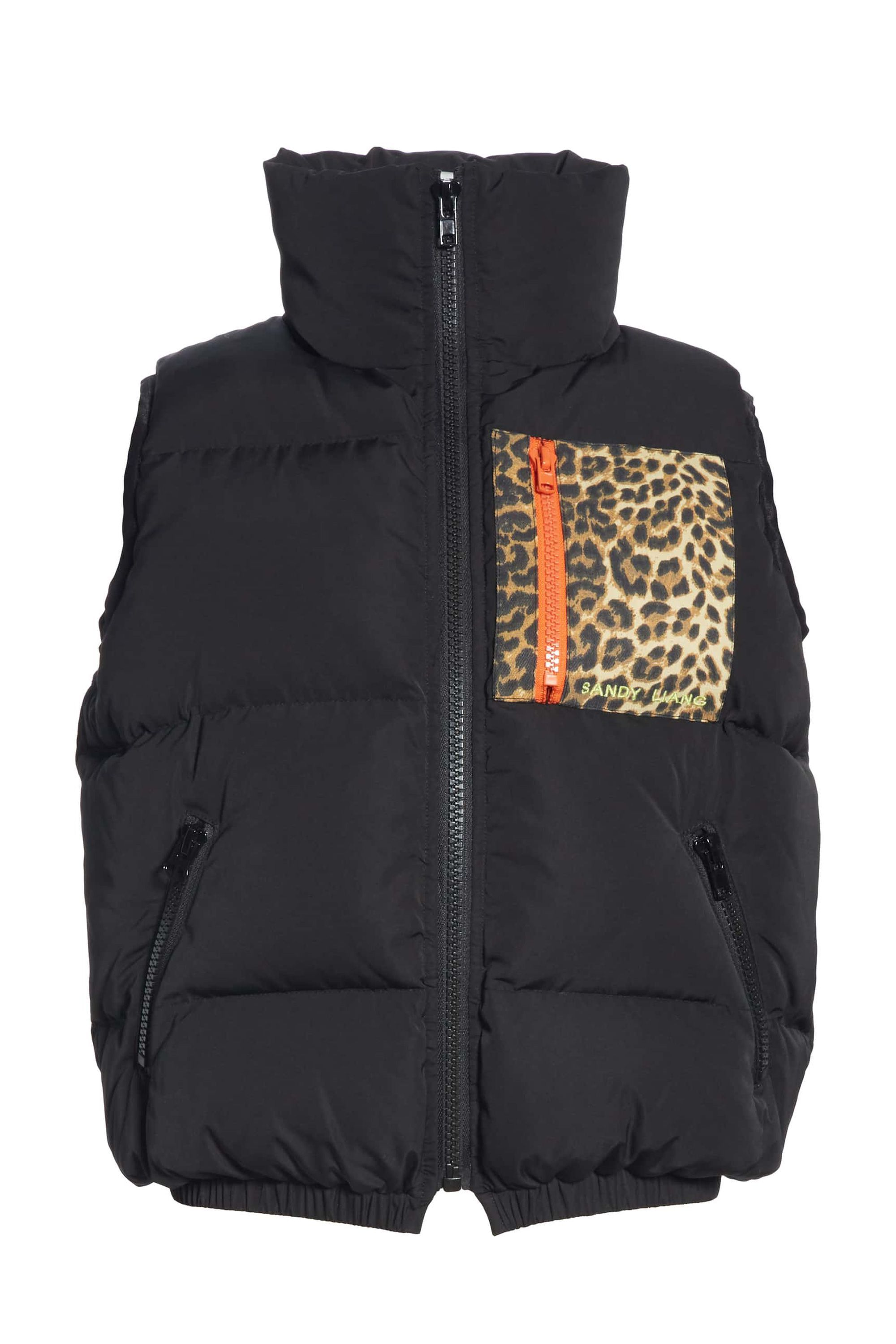 Primrose Down Puffer Vest Sandy Liang nordstrom.com $475.00 SHOP NOW Puffer vests are worn by gardening moms worldwide. This flashy style by industry favorite designer is unlike anything your mom owns.