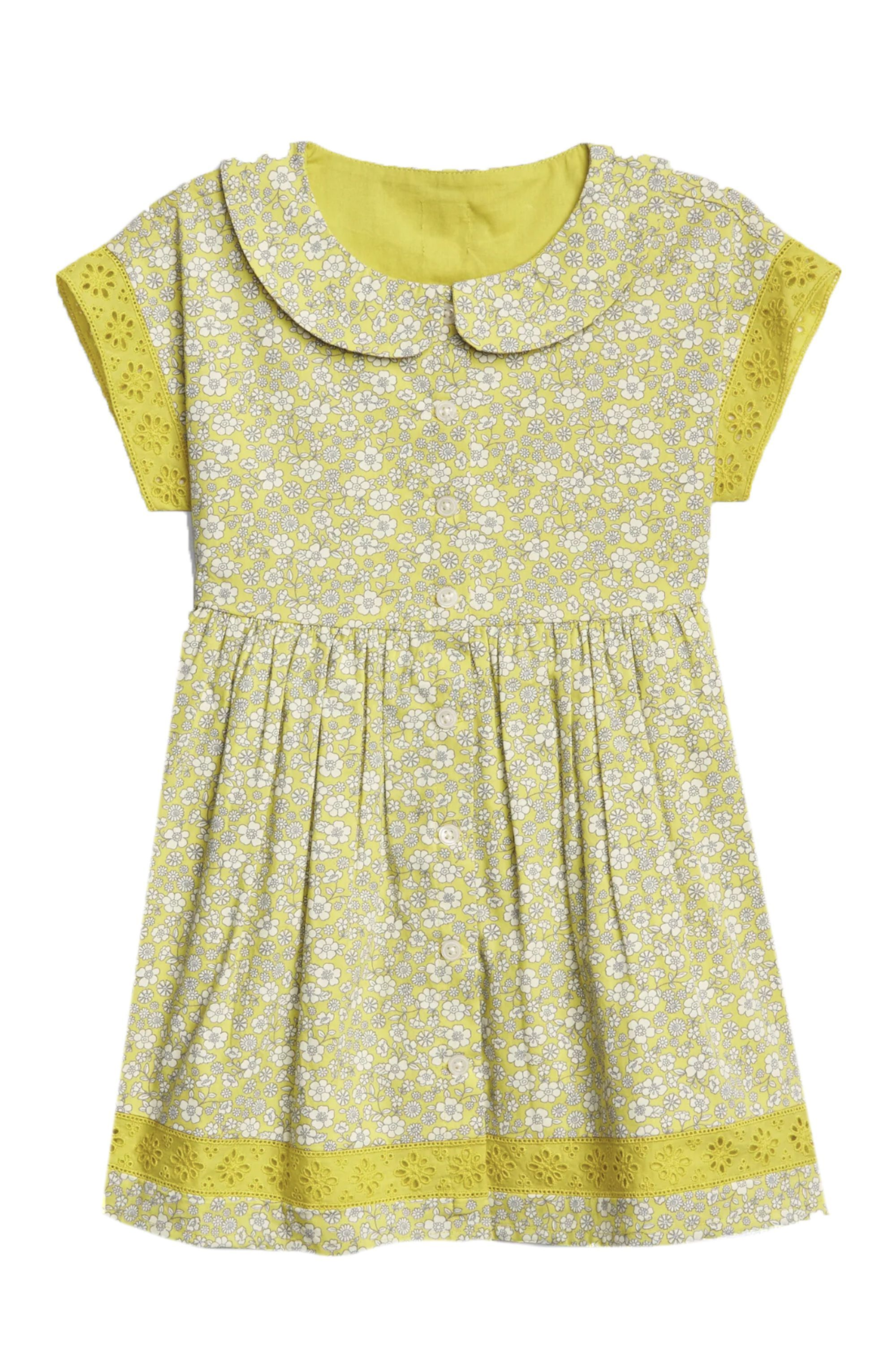 Print Eyelet Dress Gap gap.com $28.00 SHOP NOW Cute baby dresses are for parents, not the kids.