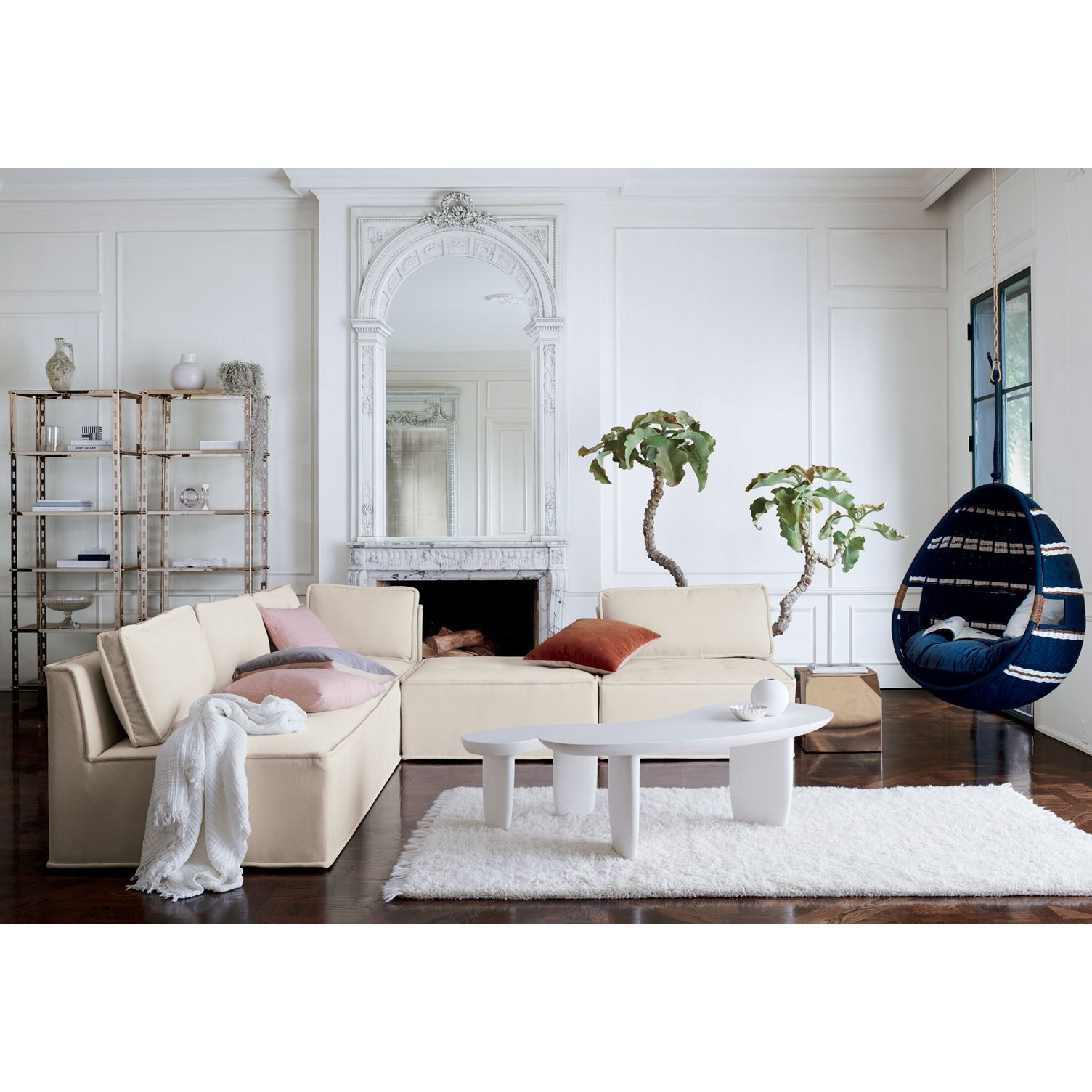 Moze Indoor Swing Chair