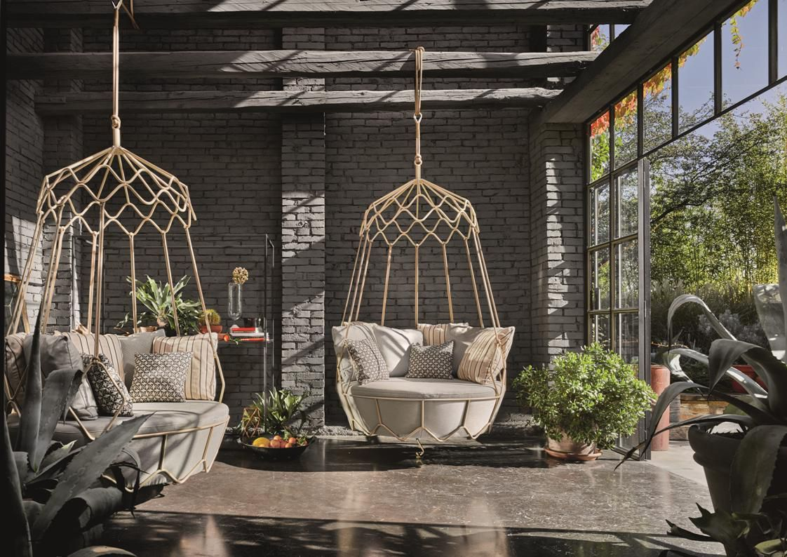 15 Best Indoor Hammocks And Swings Relaxing Hanging Chairs For Your Home