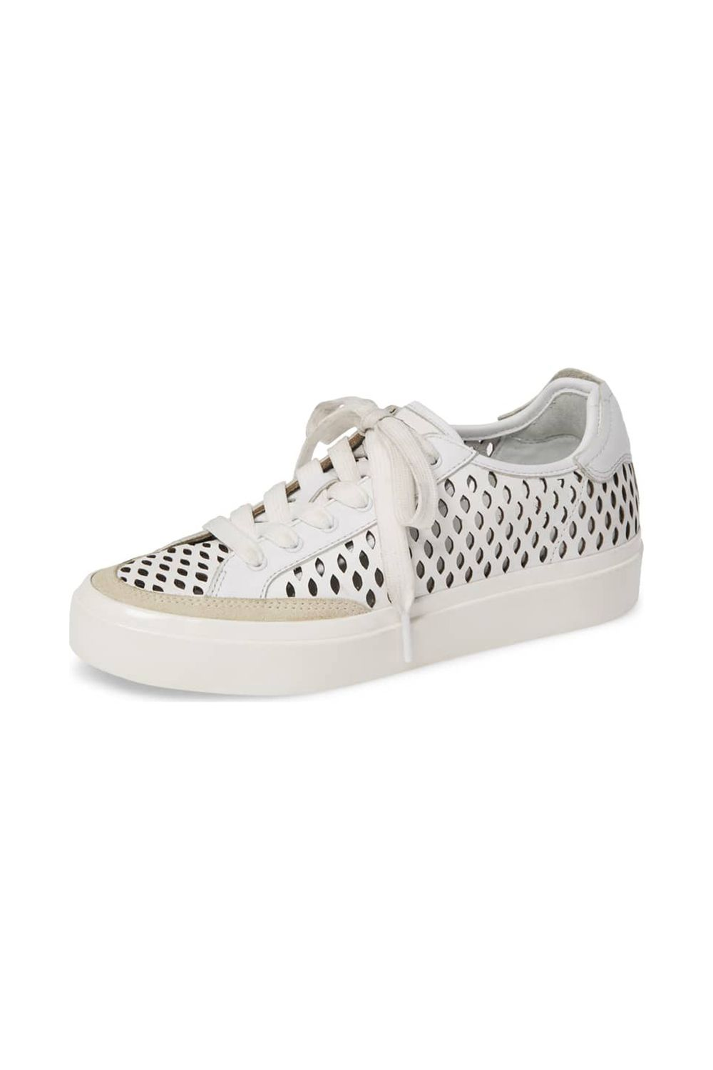 Army Cutout Leather Low-Top Sneakers Rag & Bone neimanmarcus.com $250.00 SHOP IT The perforated holes on this Rag & Bone sneaker will let your feet air out, so they're not trapped in a pool of sweat. The openings add a cool design to the sides and top of the shoe, too.