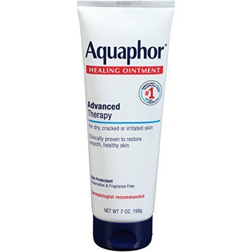Favorite Moisturizer Aquaphor amazon.com $11.99 $6.99 (42% off) SHOP IT Aquaphor Healing Ointment
