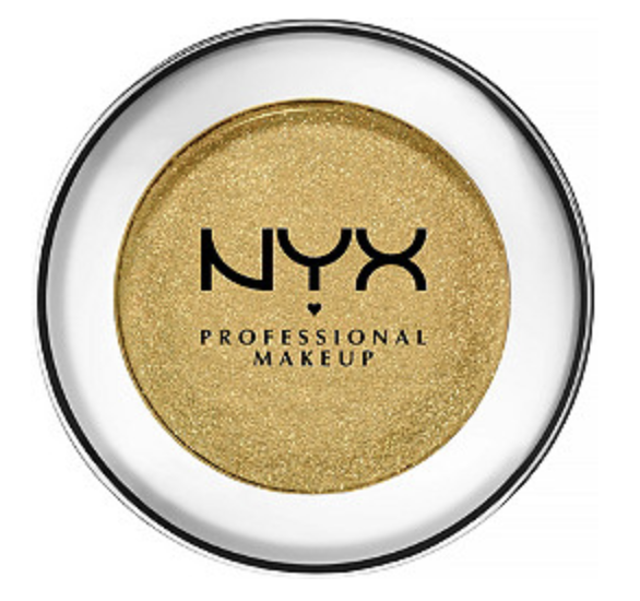 Go-To Eyeshadow NYX Professional Makeup ulta.com $6.00 SHOP IT NYX Professional Makeup Prismatic Eyeshadow in Gilded