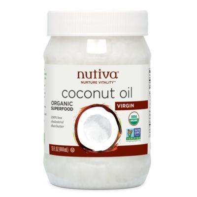 Quick Conditioner Nutiva vitaminshoppe.com $8.64 SHOP IT Nutiva Organic, Cold-Pressed, Unrefined, Virgin Coconut Oil
