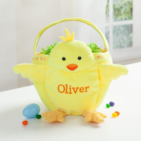 16 Personalized Easter Baskets Cute Monogrammed Easter