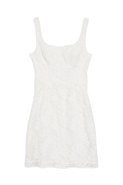 Jacquard Mini Dress Topshop topshop.com $109.00 SHOP IT