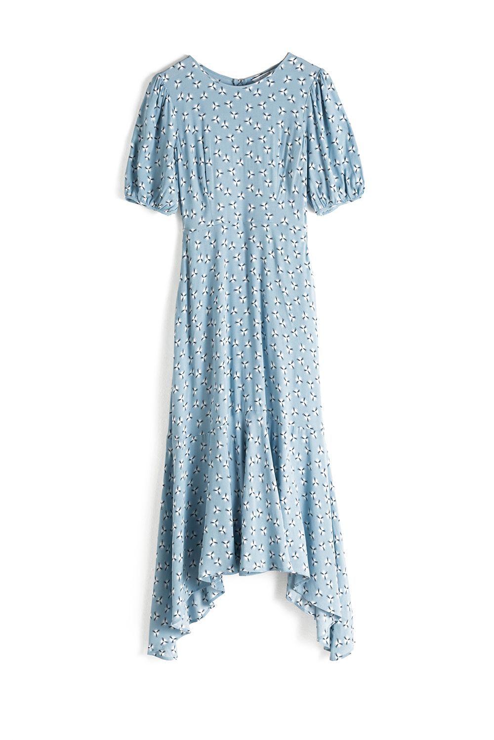 Cotton Blend Handkerchief Midi Dress & Other Stories stories.com $119.00 SHOP IT
