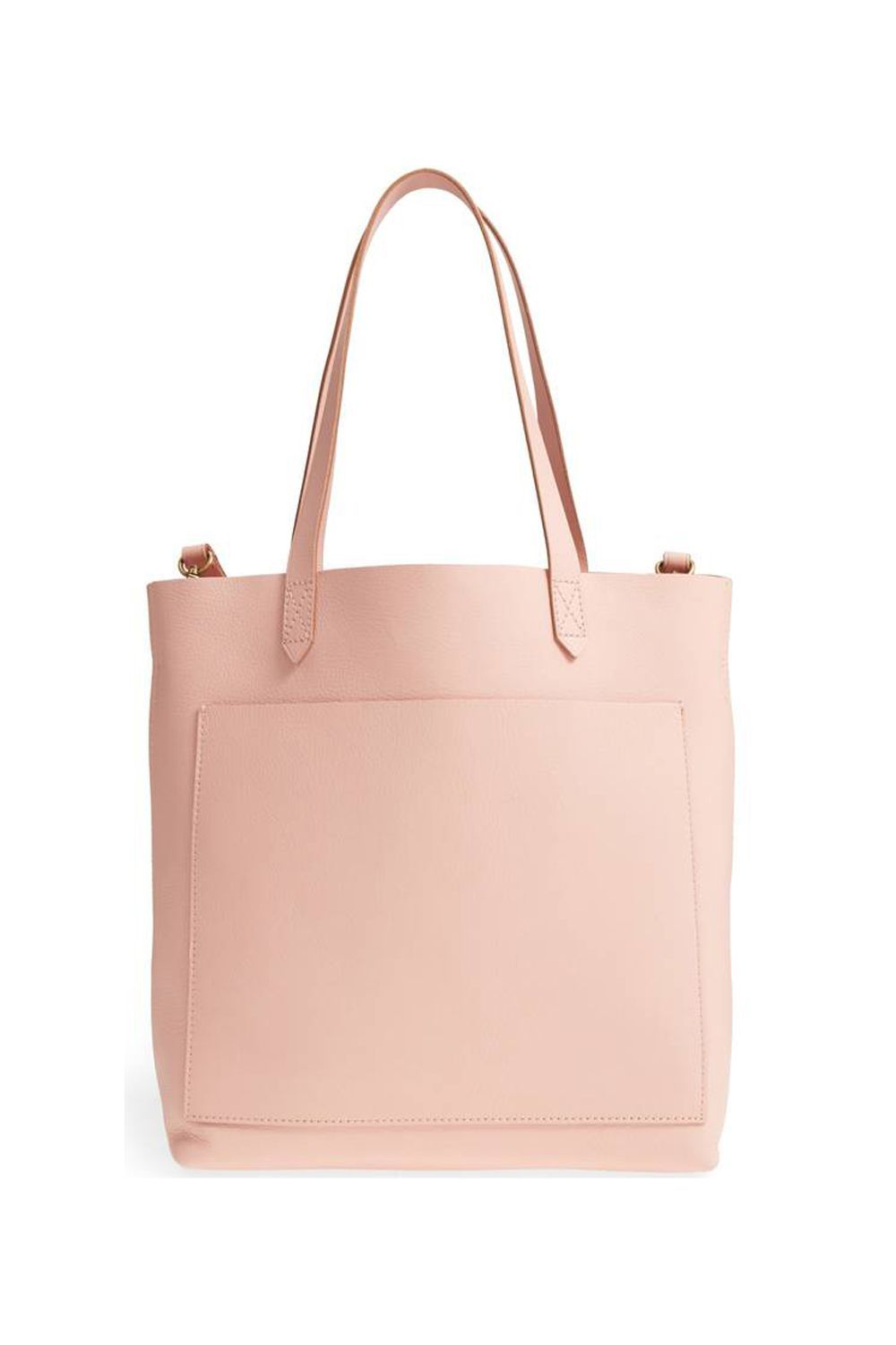 Pretty in Millennial Pink Madewell Nordstrom $158.00 SHOP IT If black isn't your thing, opt for this pretty pastel option that you'll never have trouble ID'ing at coat check.