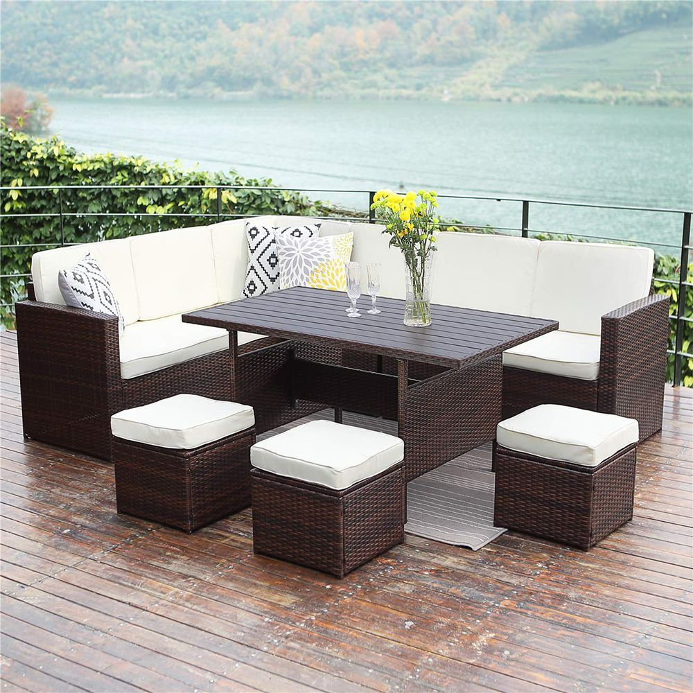 9 Best Patio Dining Sets You Can Buy On Amazon In 2019