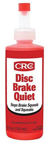 CRC 05016 Disc Brake Quiet - 4 Fl Oz