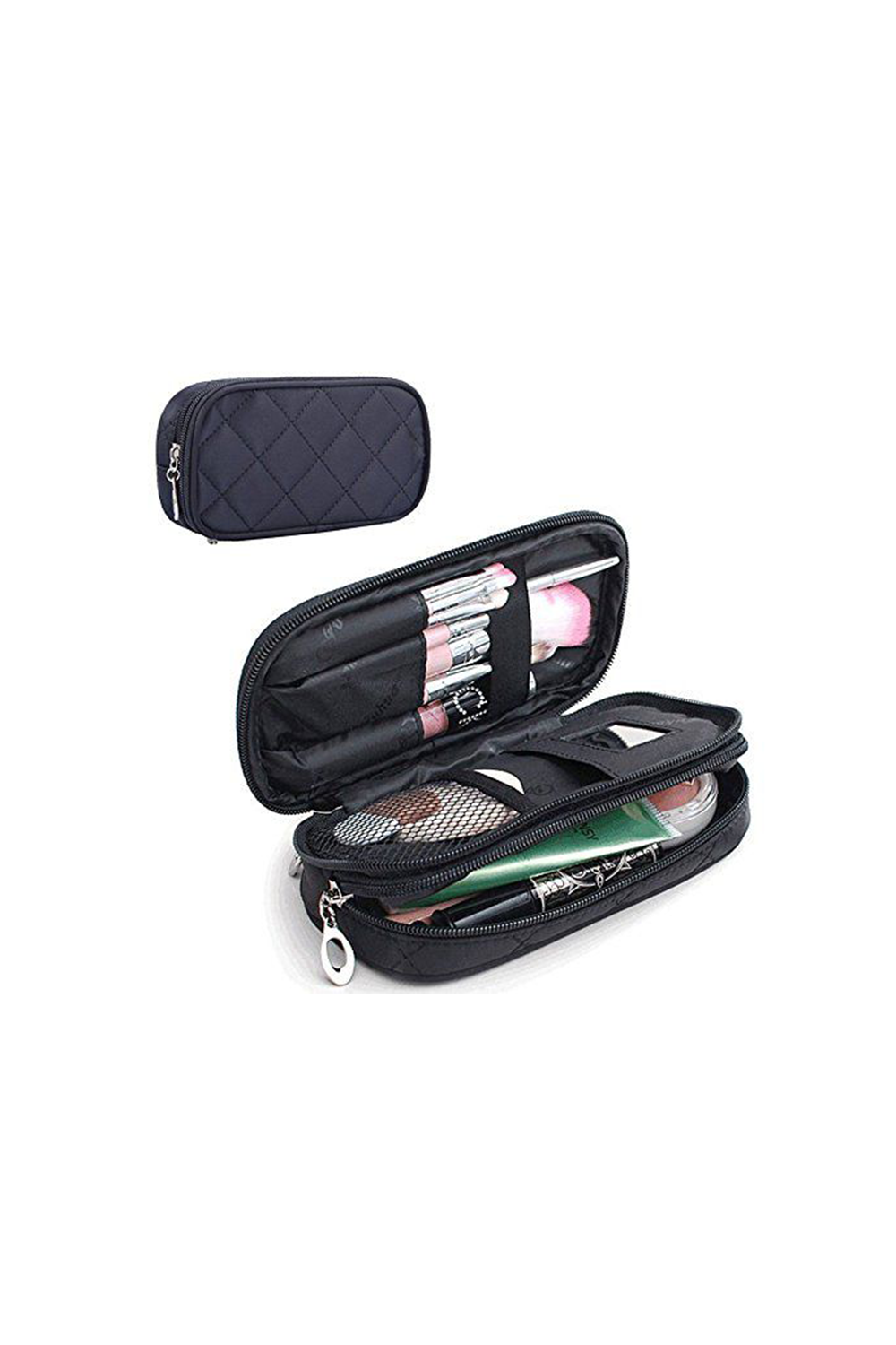 21 Best Makeup And Cosmetic Cases Travel Makeup Bags