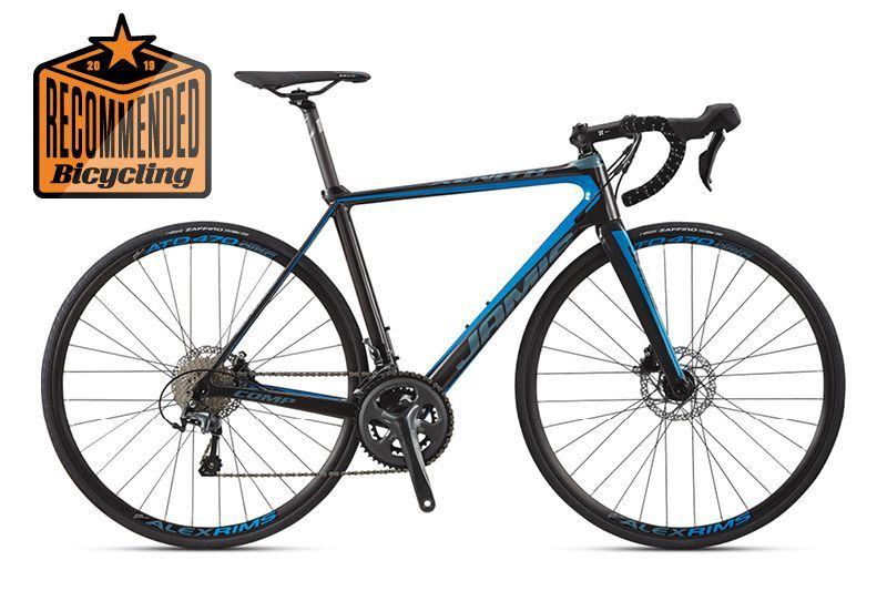 The Jamis Xenith Comp Is a Carbon Road Bike You Can Afford