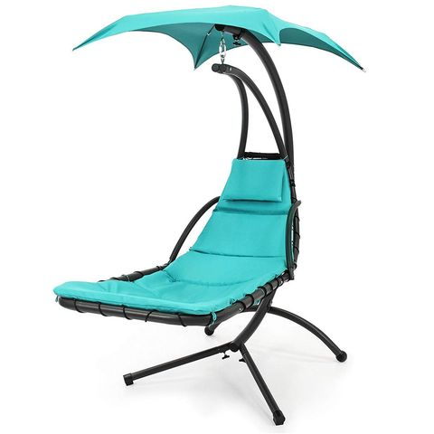 7 Best Choice Products Hanging Chaise Lounge Chair