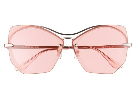 2c66e2708ca9 Diamond Bay Oversize 63mm Sunglasses