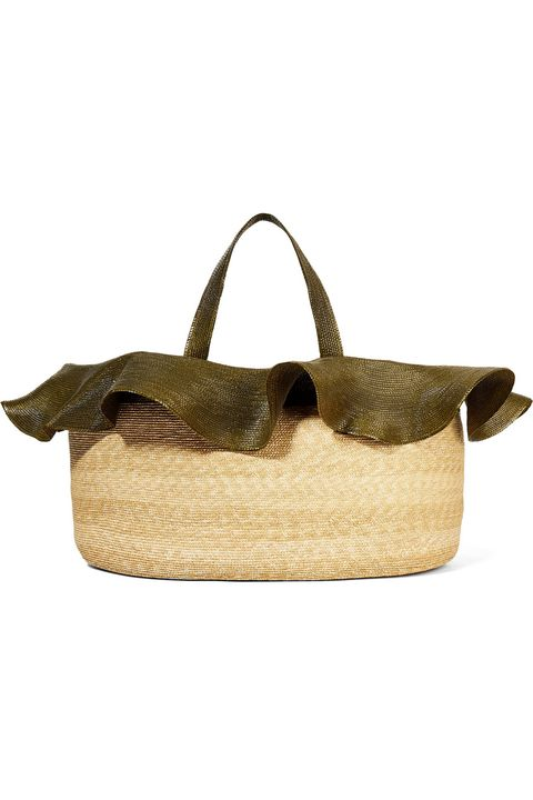31a8be3f7fc Best Straw Bags - Basket Bags And Beach Bags For 2018