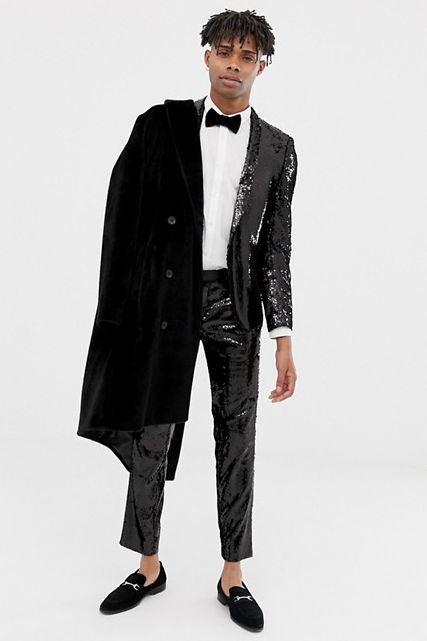 16 Best Prom Tuxedo And Suit Styles Of 2019 Cool Prom Outfits For Guys