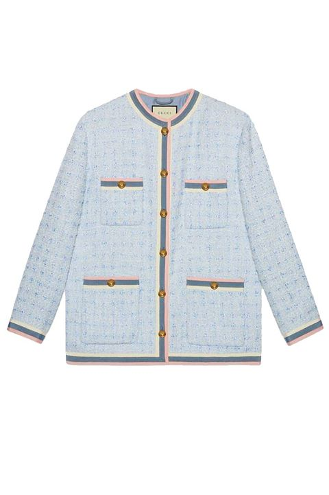 03d0cf485 The Best Tweed Jackets to Buy to Take You From Winter Into Spring