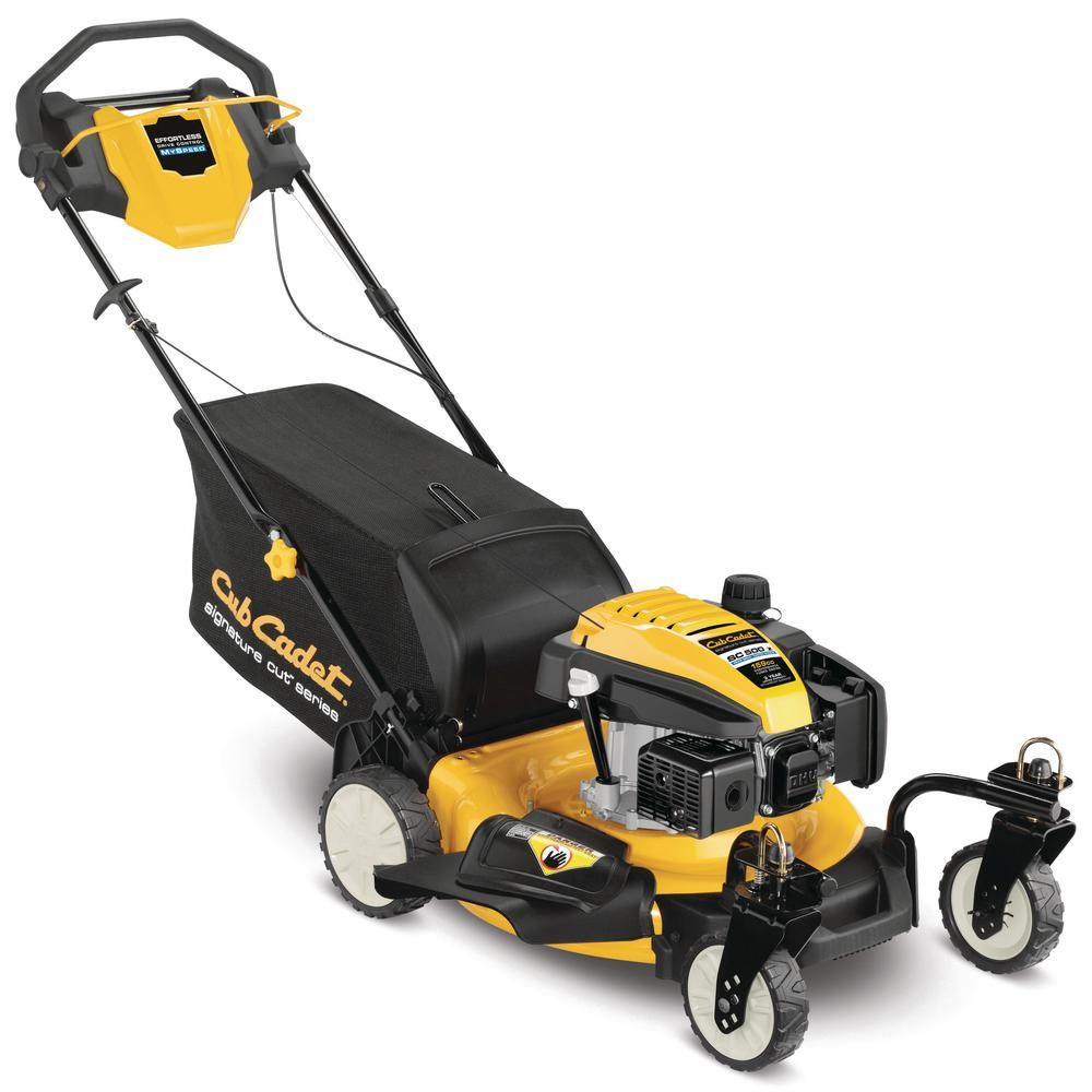 Cub Cadet 21-inch Signature Cut 500 Z Gas Lawn Mower