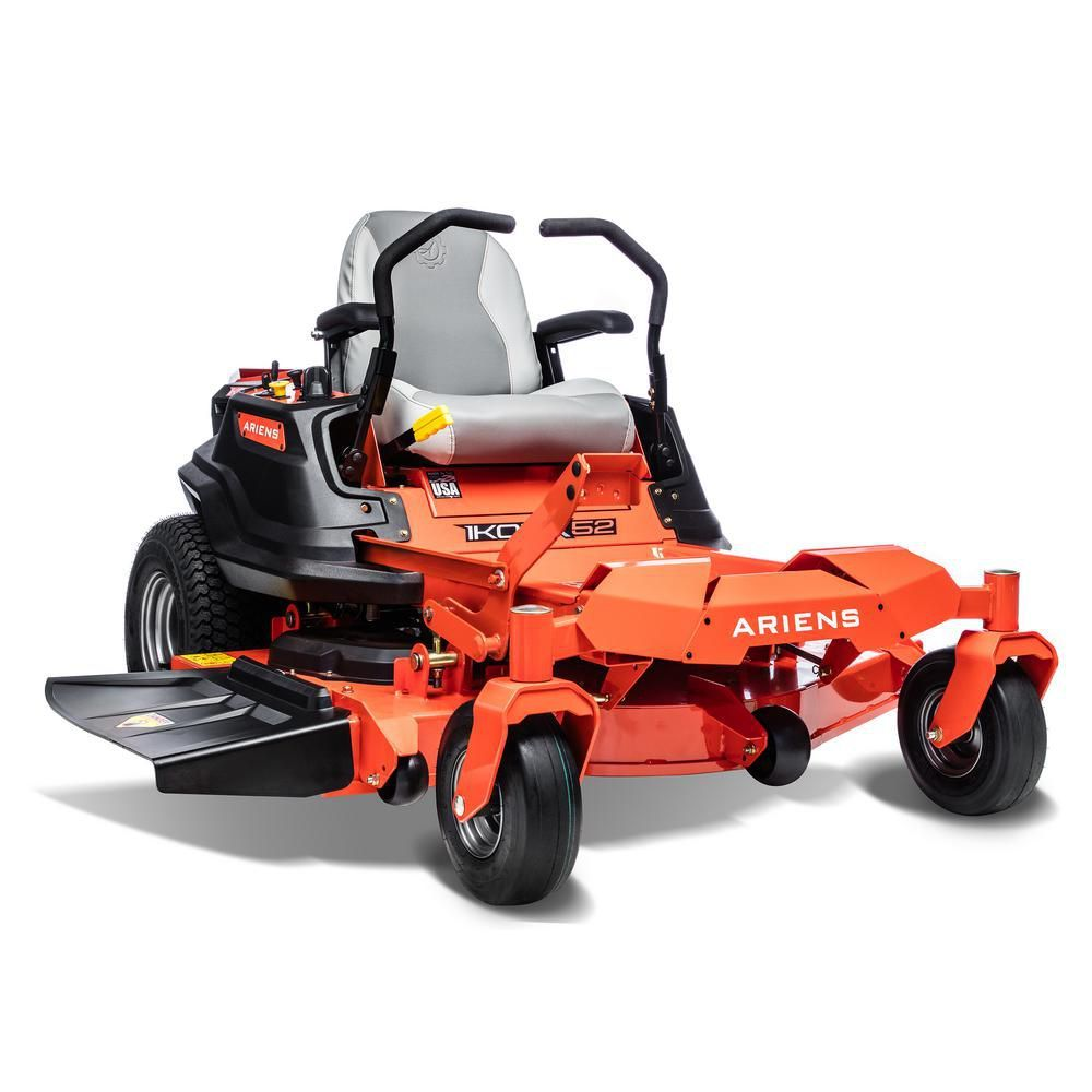 Ariens 915223 Ikon X 52-inch Zero-Turn Gas Lawn Mower