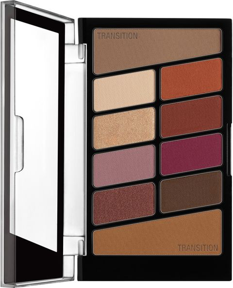 Wet n Wild Color Icon Eyeshadow 10-Pan Palette