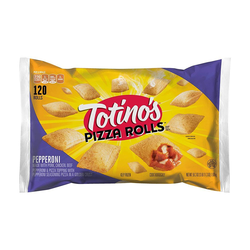 Totinos Is Upgrading Pizza Rolls With A Cheeseburger Flavor
