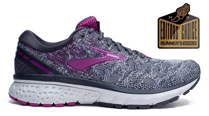 Throbbing Purple Adidas Women's Running Shoes Cushioned