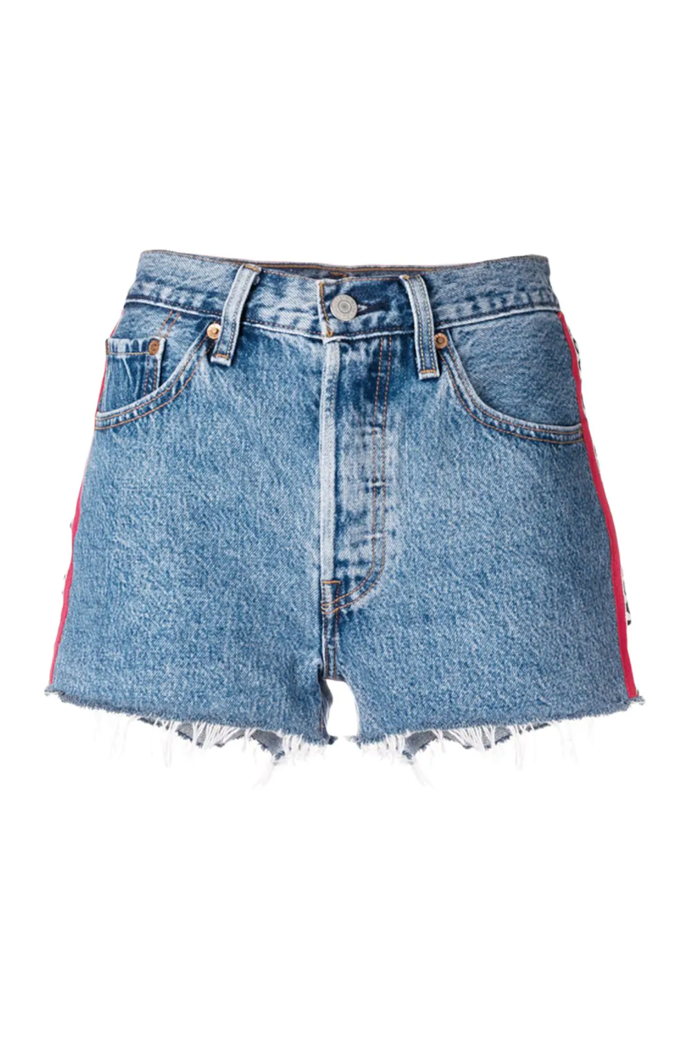 f9c378e444 12 Best Denim Shorts of 2019 for Women - Distressed, High Waisted, and More