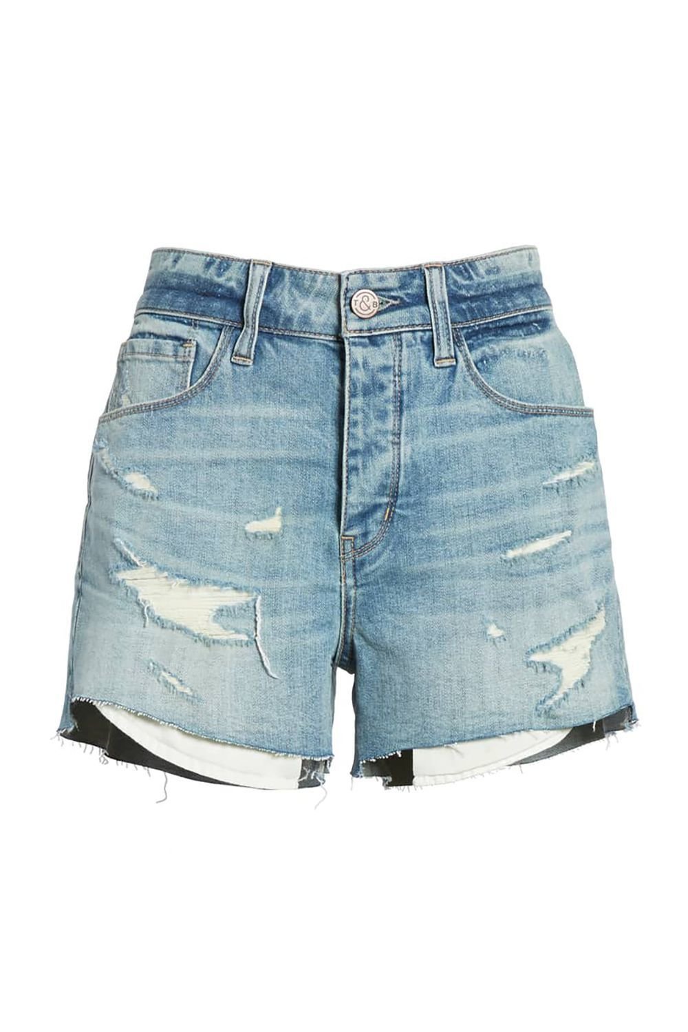 bcd554e54 12 Best Denim Shorts of 2019 for Women - Distressed, High Waisted, and More