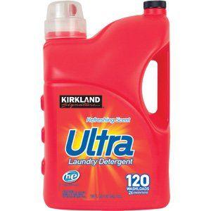 Kirkland Signature Ultra Clean Premium Laundry Detergent