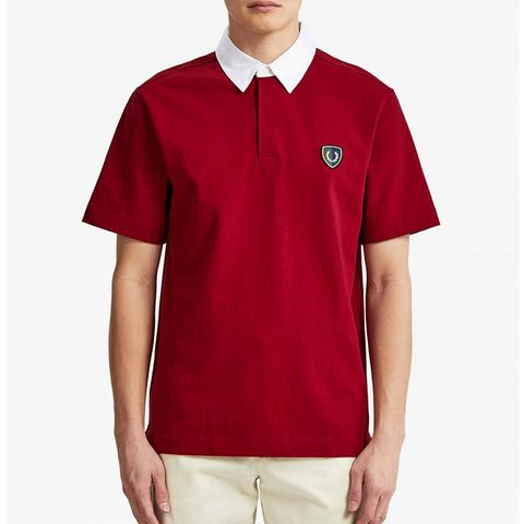 7c6872e903 11 Fred Perry Jersey Shield Shirt for Men