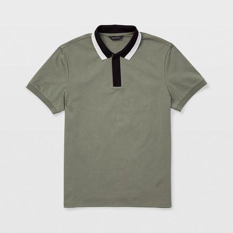 83b7c0d4a1f 3 Club Monaco Blocked Collar Polo Shirt for Men
