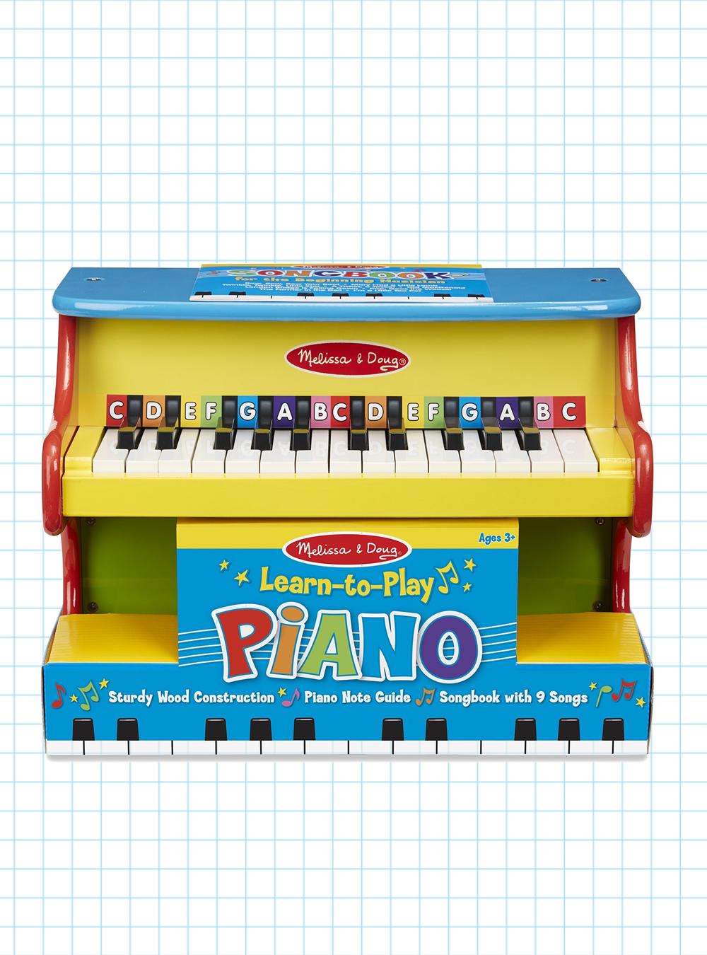 Melissa Doug Learn To Play Piano